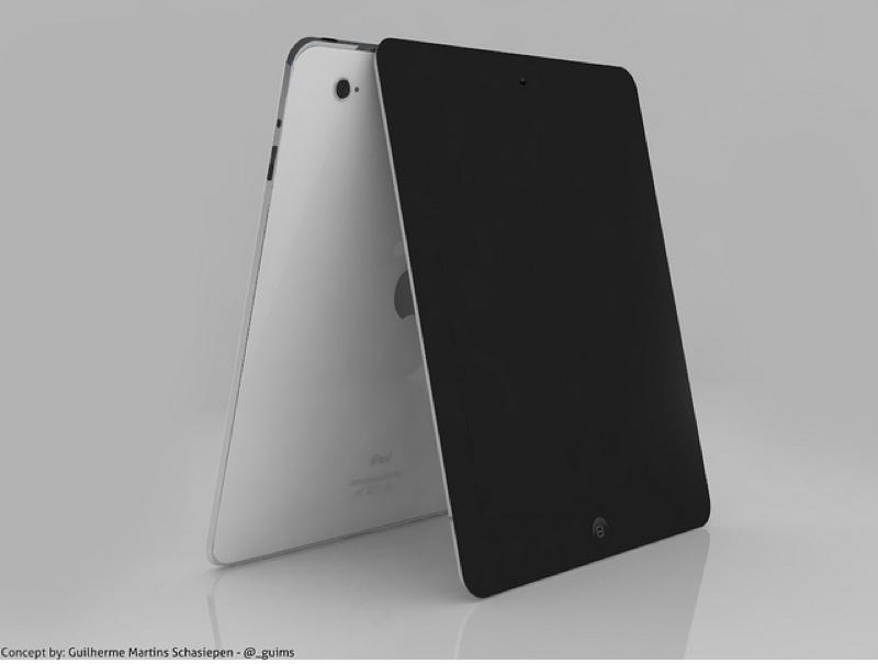 Más rumores del iPad 3, ahora datos de su pantalla