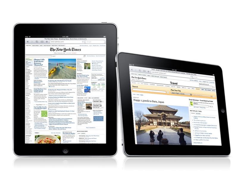 iPad mini, rumor de una nueva versión de iPad