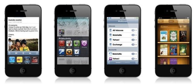 Rumor: Nuevo iPhone contará con Pantalla 4″