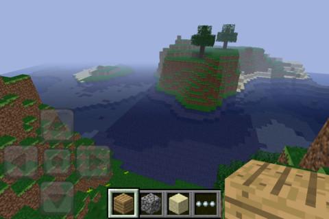 Minecraft llega a los usuarios de iOS