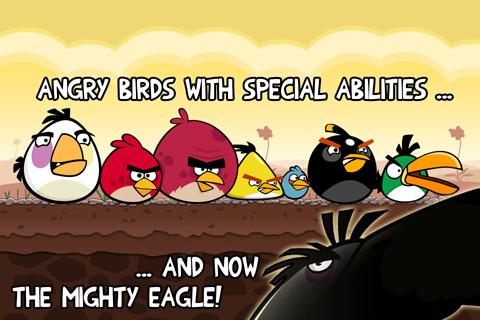 A los dos años de Angry Birds, se presenta la versión 2.0