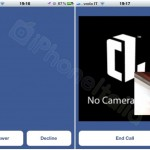 Vídeo llamadas de Facebook en iPhone e iPad