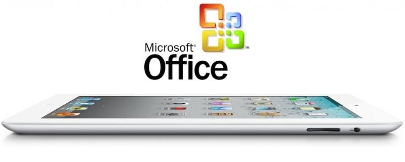 Office para iPad podría llegar pronto