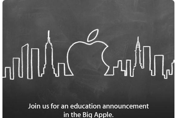 Evento educativo de Apple el 19 de Enero