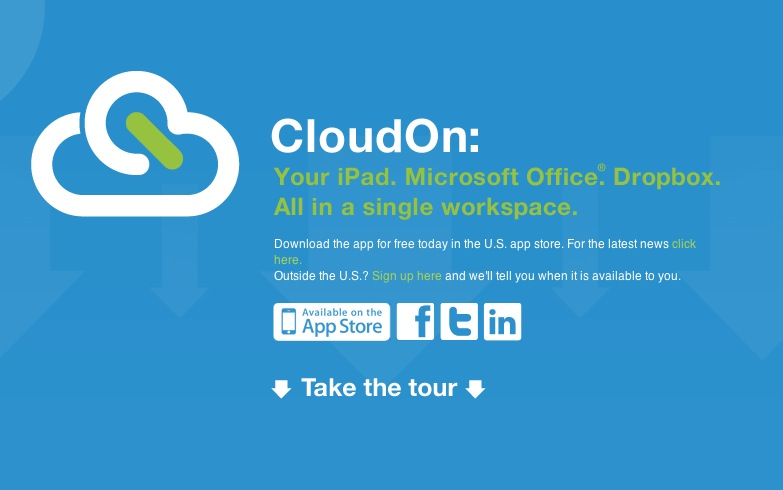 CloudOn y OnLive, las versiones de Office para iPad