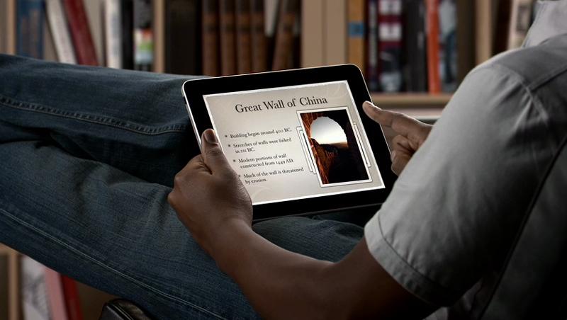Nuevos datos, el nuevo iPad se presentará en Febrero