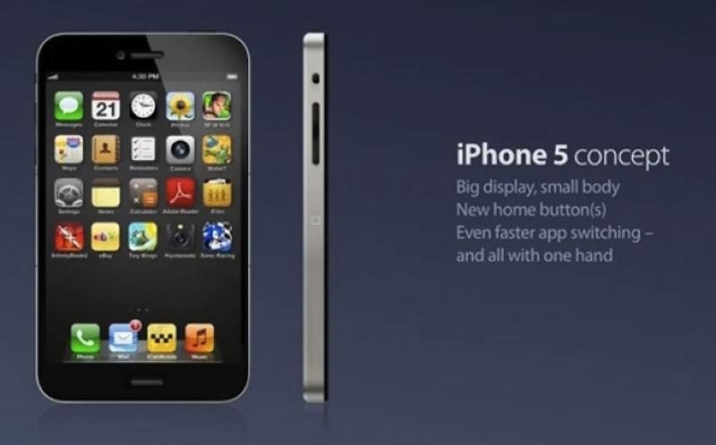 Empleado de Foxconn revela datos del iPhone 5