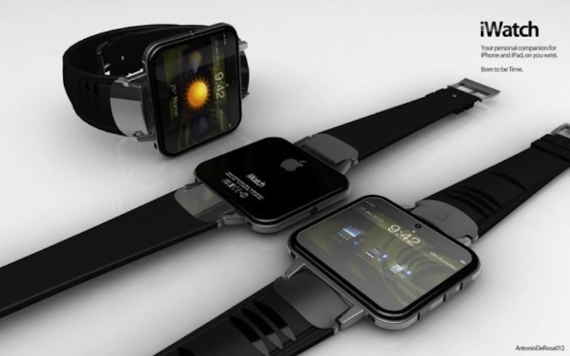 iWatch, el reloj de Apple