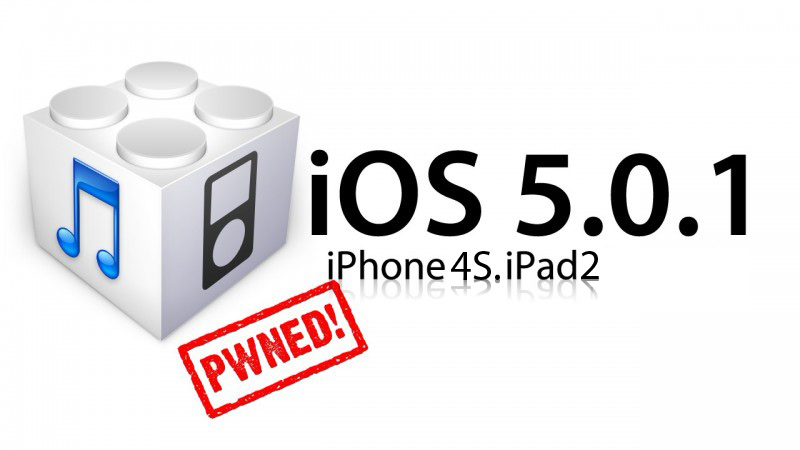 Rumores sobre el Jailbreak para iPhone 4S y iPad 2