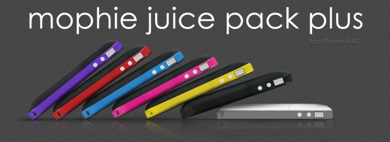 Mophie Juice Pack, más batería en tu iPhone