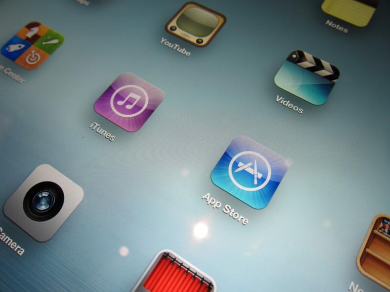 Las aplicaciones para el nuevo iPad son más robustas