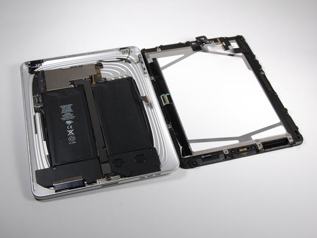 El primer fallo del nuevo iPad no es un defecto según Apple – iPad 3 defectos