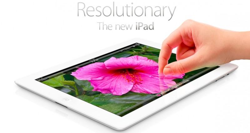 """El nuevo iPad, nombre """"oficial"""" del iPad 3"""