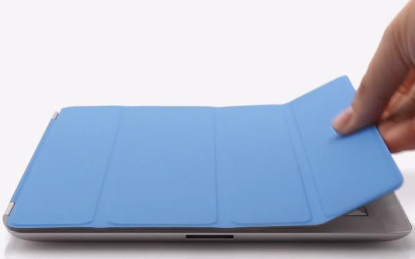 La nueva iPad ya presenta conflictos con Smart Cover
