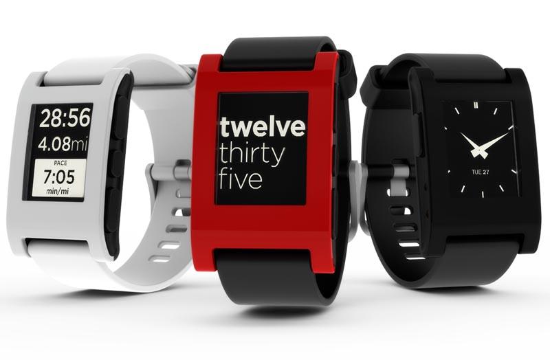 Presentan un reloj inteligente para iPhone