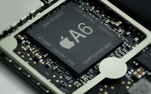 Más rumores del iPhone 5 y un procesador A6