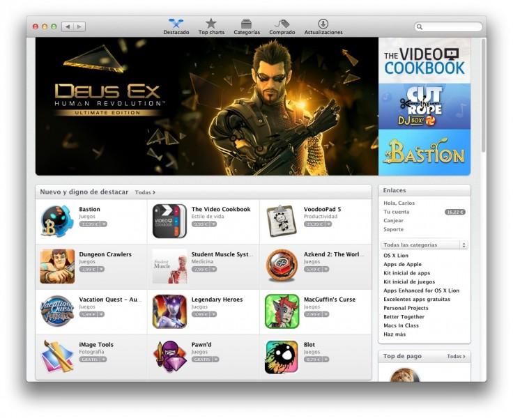 10.000 aplicaciones, el nuevo record de la Mac App store