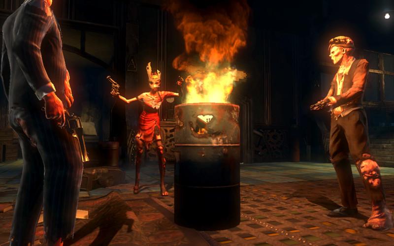 Bioshock 2 finalmente en el Mac App Store
