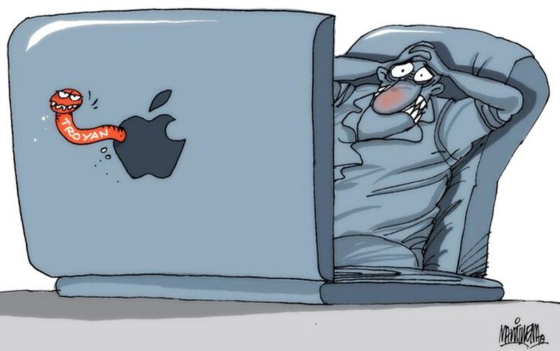 Como eliminar el troyano Flashback en Apple