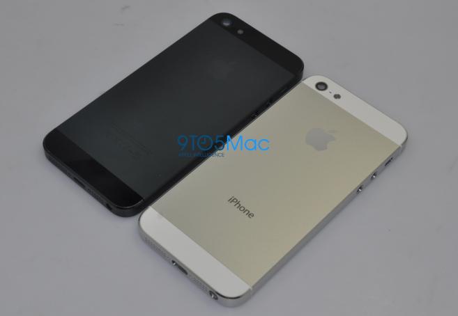 Presuntas imágenes del nuevo iPhone 5