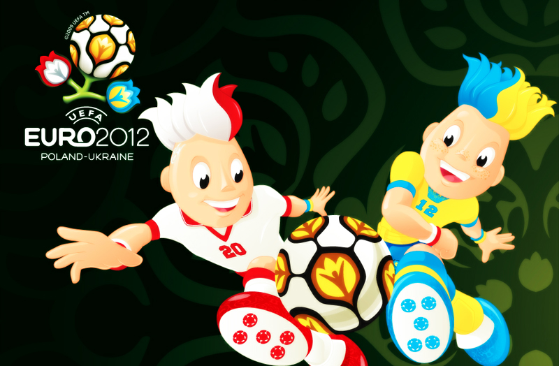 UEFA EURO 2012 desde iPad