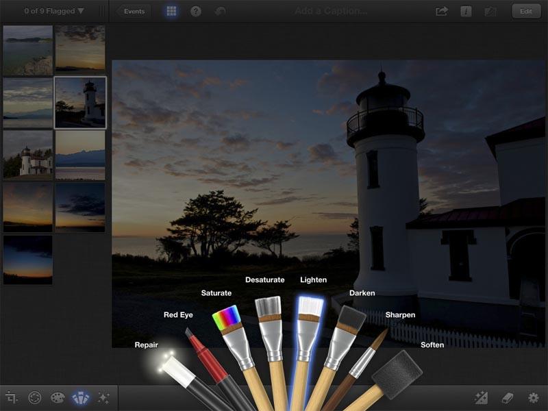 Apple actualiza múltiples aplicaciones para iOS