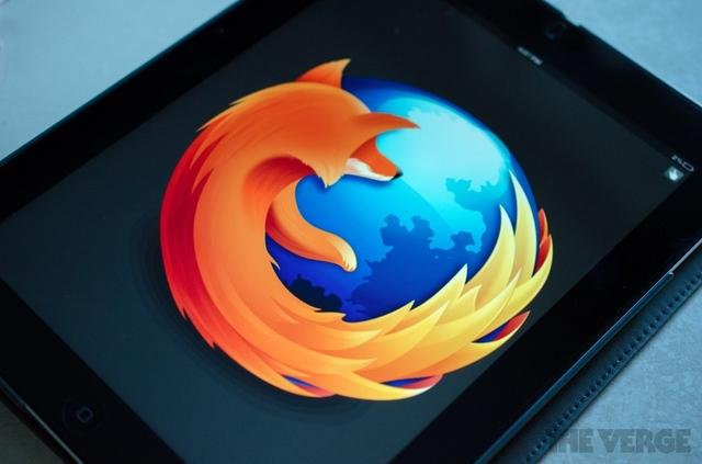 Mozilla prepara su navegador para iPad