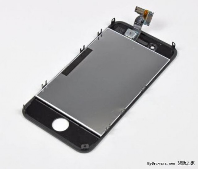 Nuevos rumores del iPhone 5; pantalla in-cell-touch