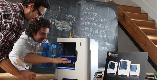 """La revolución de la impresora, llegan """"Las impresoras 3-D""""."""