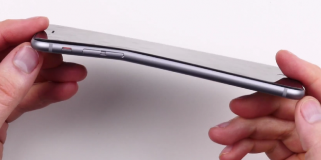 Iphone #bendgate
